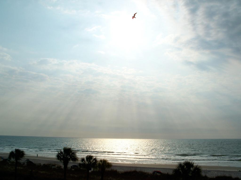 Пляж Миртл-Бич в США, фото 5
