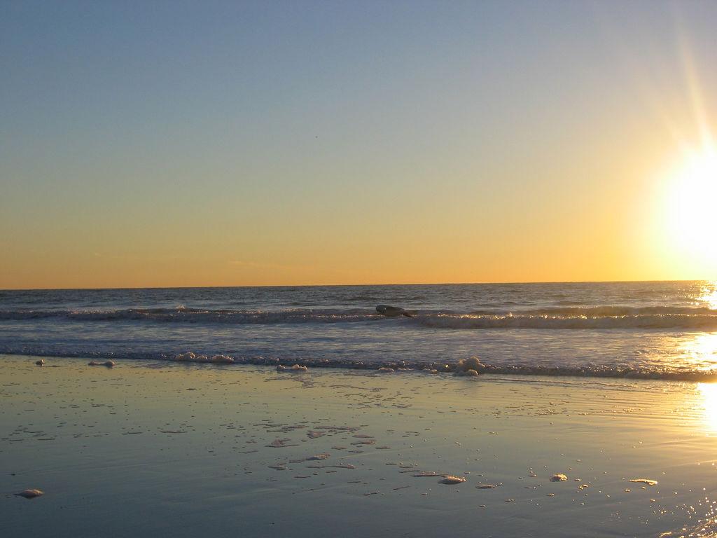 Пляж Миртл-Бич в США, фото 8