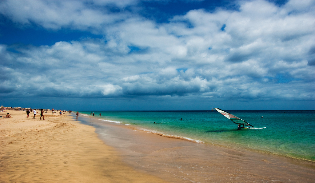 Пляж Морро Хабле в Испании, фото 12