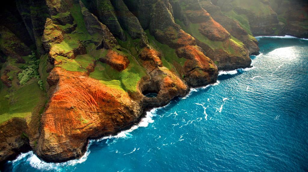 Пляж На-Пали в США, фото 1