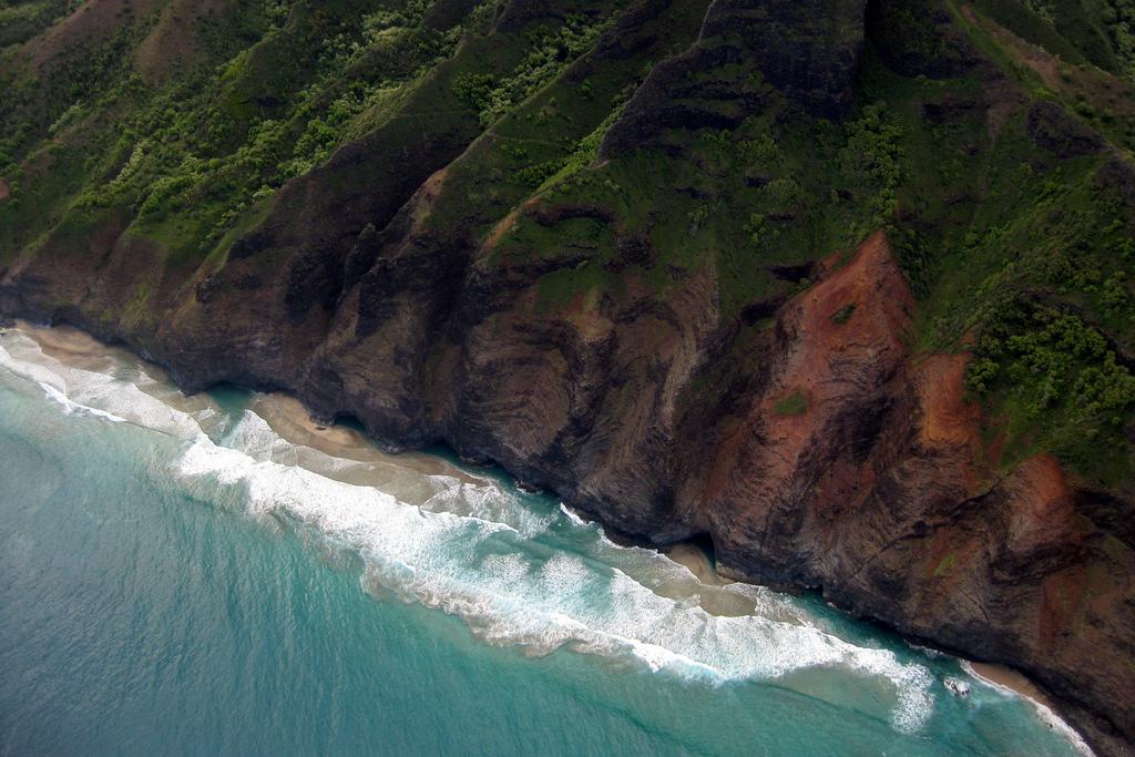 Пляж На-Пали в США, фото 8
