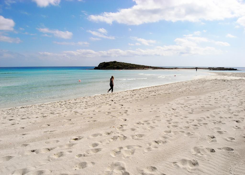 Пляж Нисси на Кипре, фото 2