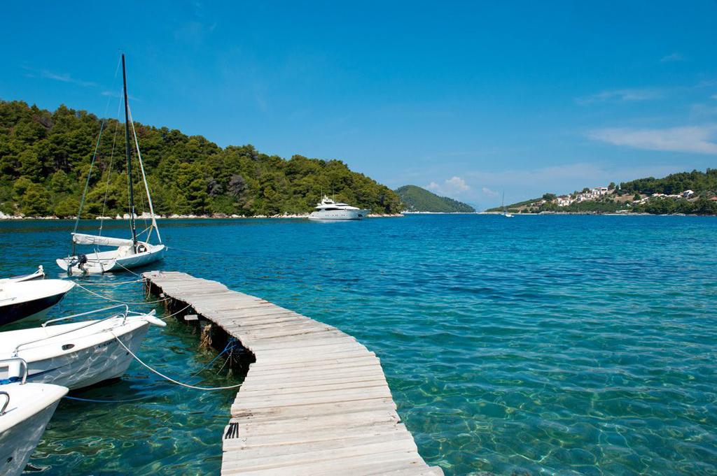 Пляж острова Скопелос в Греции, фото 1