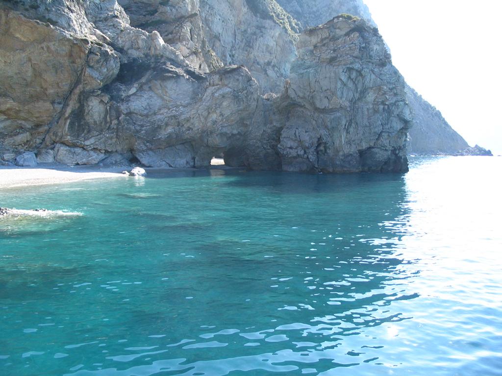 Пляж острова Скопелос в Греции, фото 2