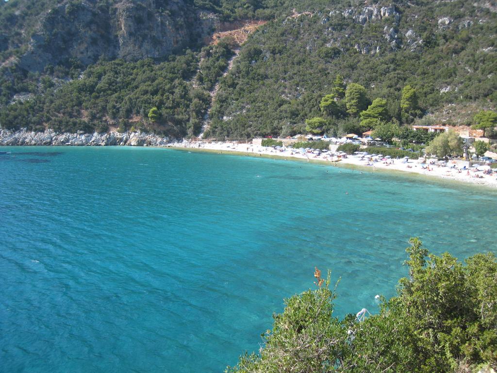 Пляж острова Скопелос в Греции, фото 8