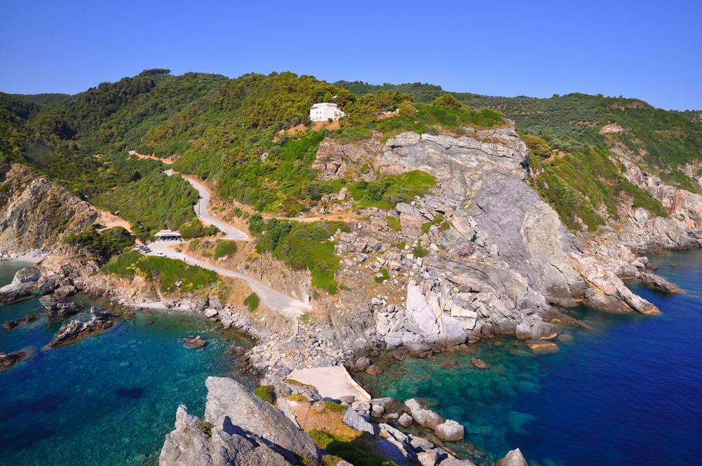 Пляж острова Скопелос в Греции, фото 10