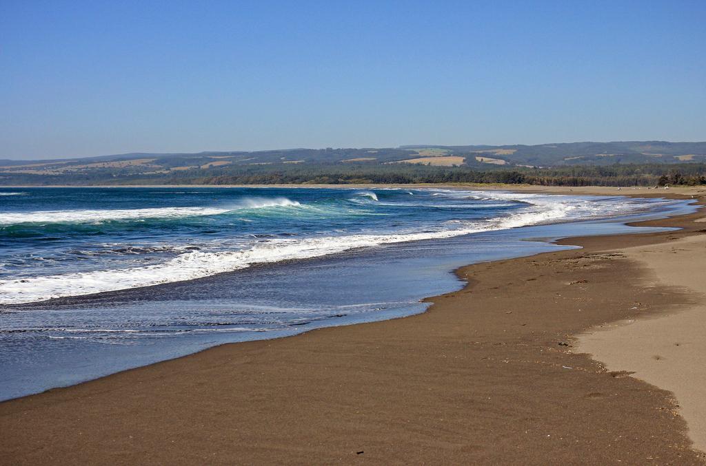 Пляж Пичилему в Чили, фото 2