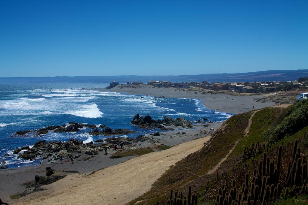 Пляж Пичилему в Чили, фото 10