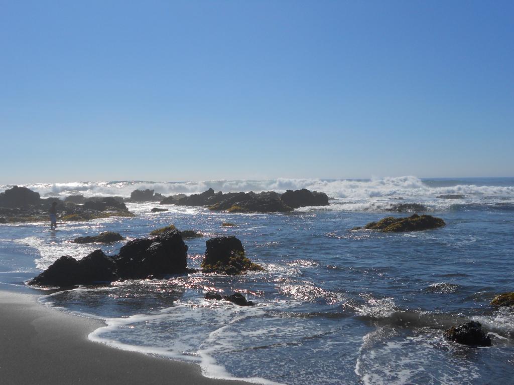 Пляж Пичилему в Чили, фото 13