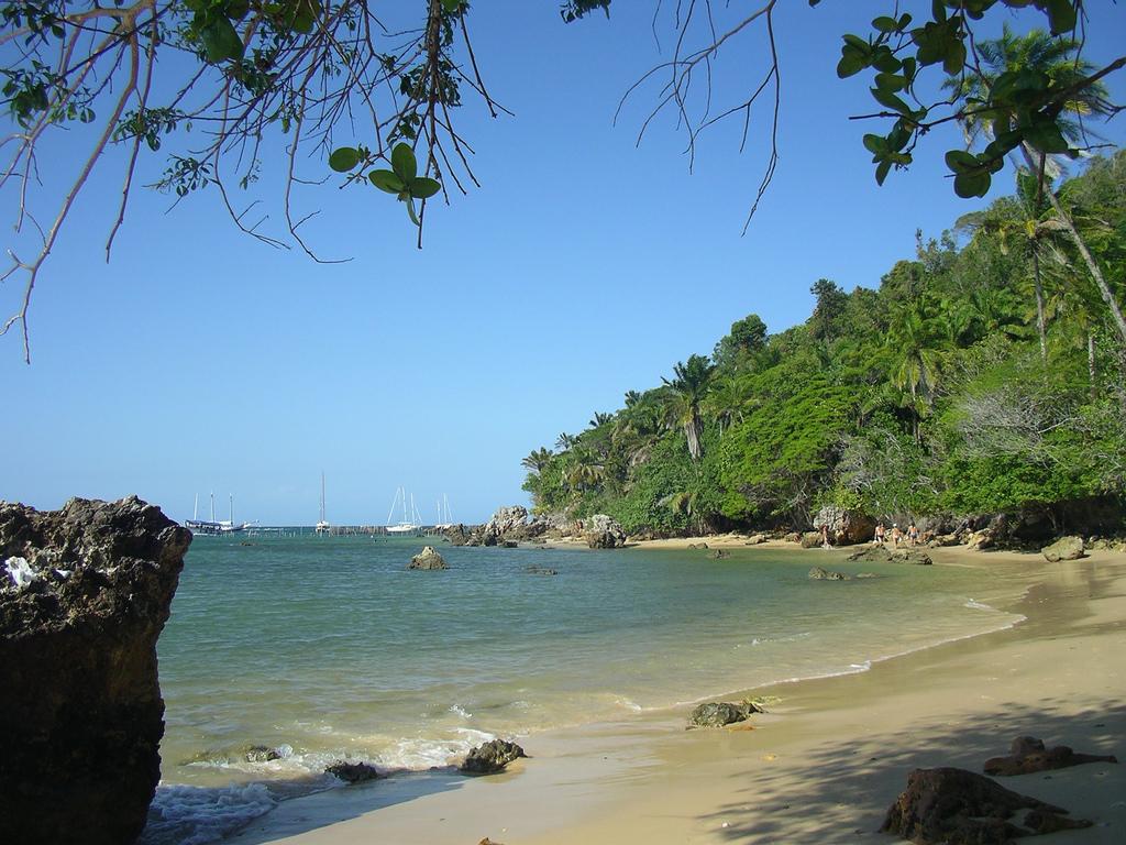 Пляж Порту-де-Галинас в Бразилии, фото 1