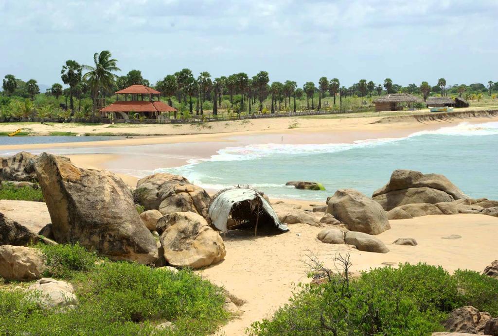 Пляж Поттувиль Поинт в Шри-Ланке, фото 2