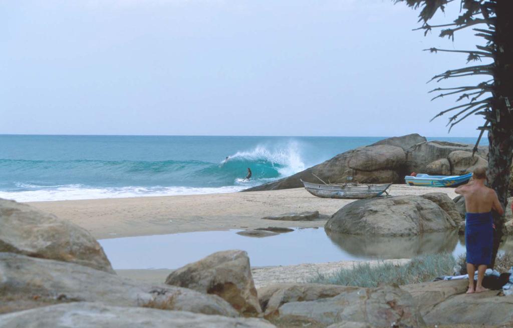 Пляж Поттувиль Поинт в Шри-Ланке, фото 3