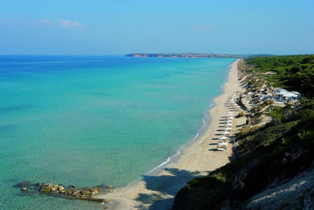 Пляж Сани в Греции, фото 4