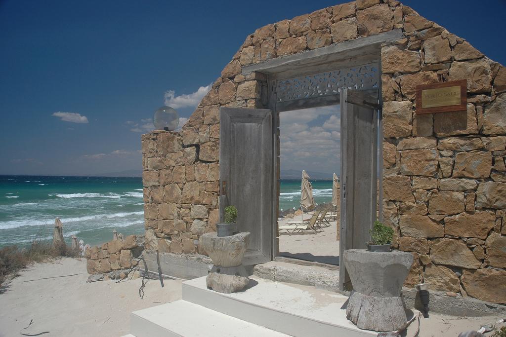 Пляж Сани в Греции, фото 6