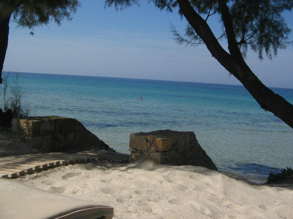 Пляж Сани в Греции, фото 10