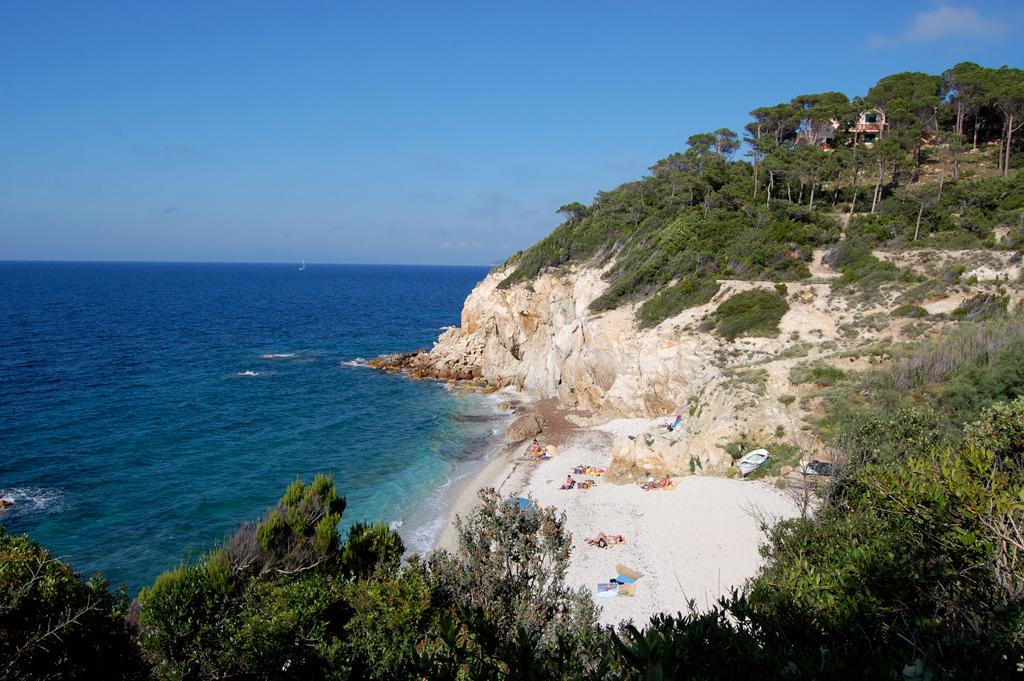 Пляж Сансоне в Италии, фото 1