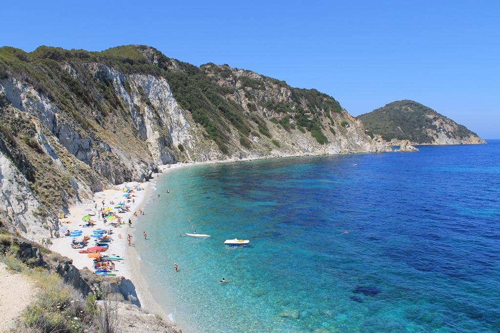 Пляж Сансоне в Италии, фото 2