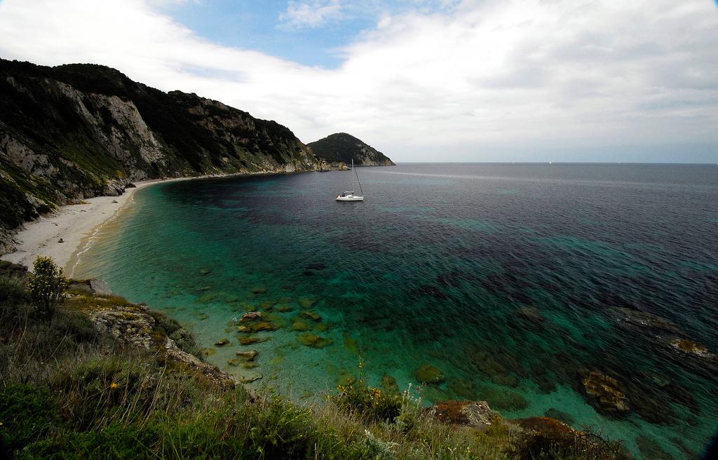 Пляж Сансоне в Италии, фото 3