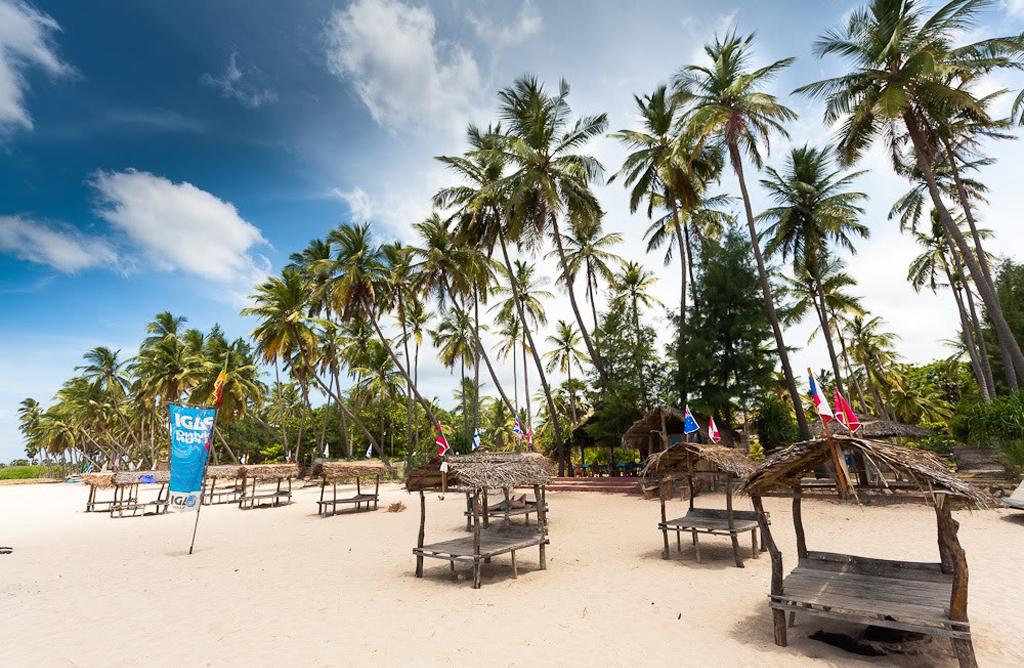 Пляж Тринкомале в Шри-Ланке, фото 1