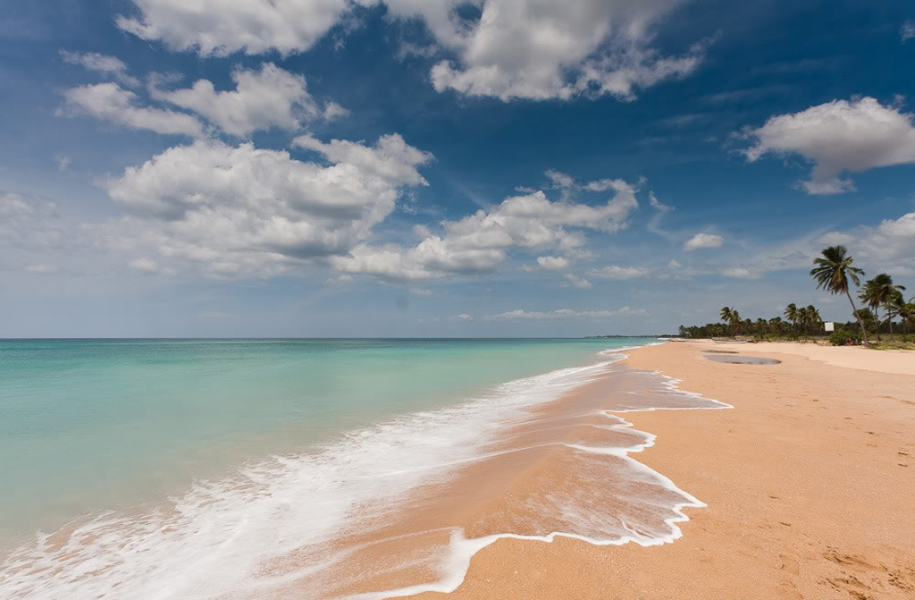 Пляж Тринкомале в Шри-Ланке, фото 3