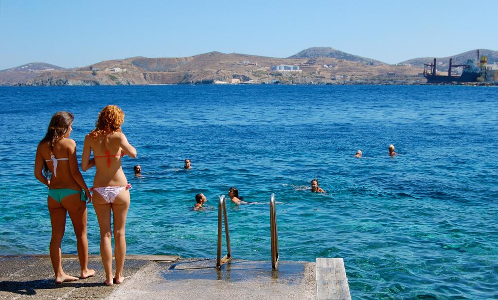 Пляж Астерия на Кипре, фото 1