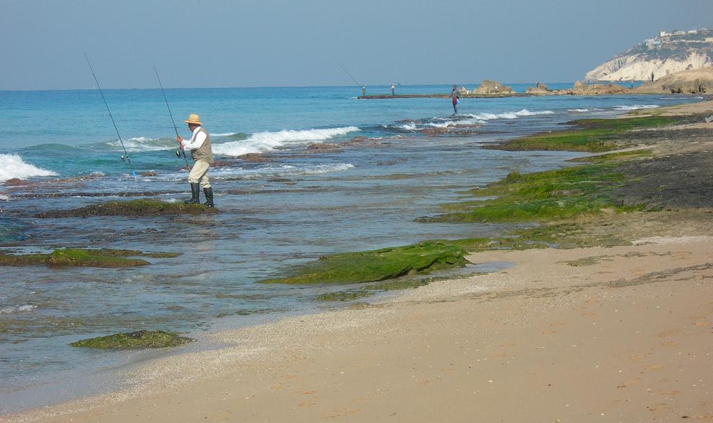 Пляж Ахзив в Израиле, фото 3