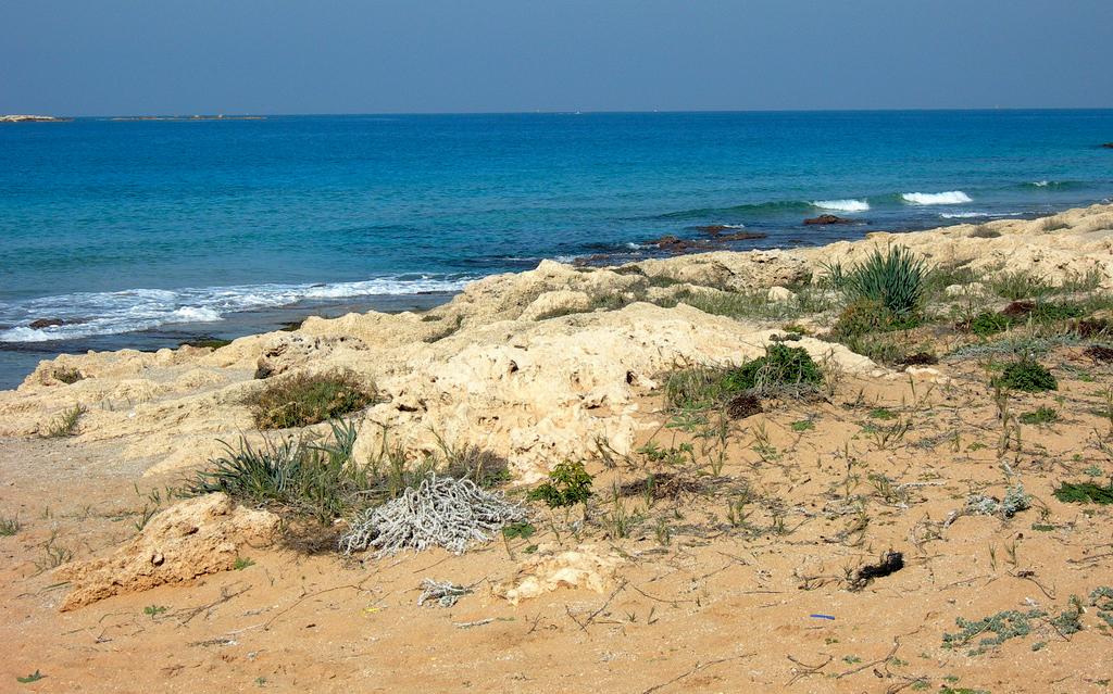 Пляж Ахзив в Израиле, фото 4