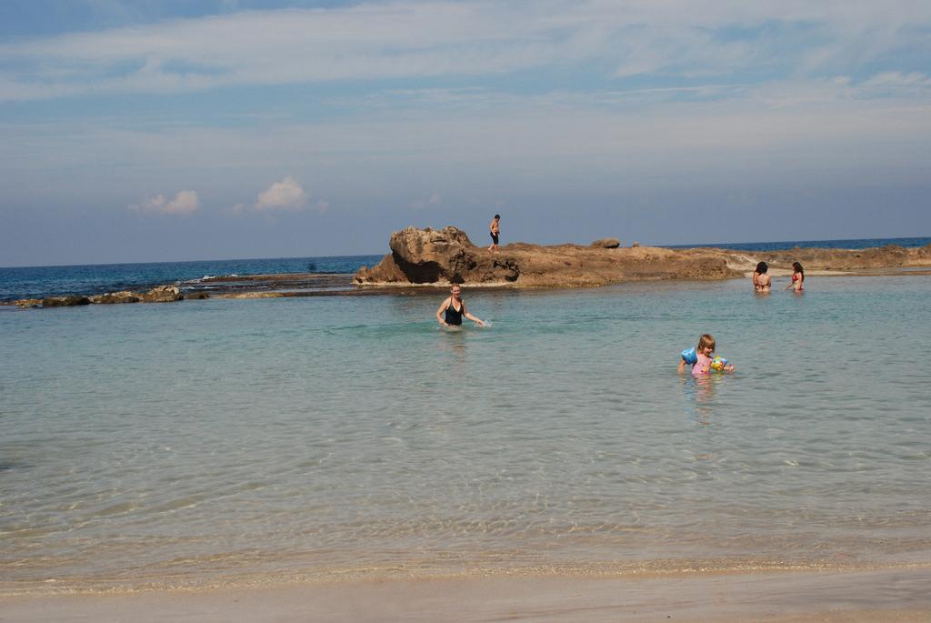 Пляж Ахзив в Израиле, фото 7