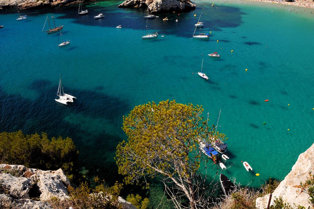 Пляж Бухта Галдана в Испании, фото 9