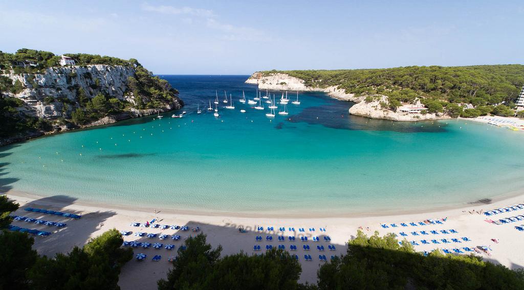 Пляж Бухта Галдана в Испании, фото 10