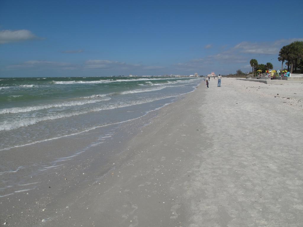 Пляж Cент-Пит-Бич в США, фото 1