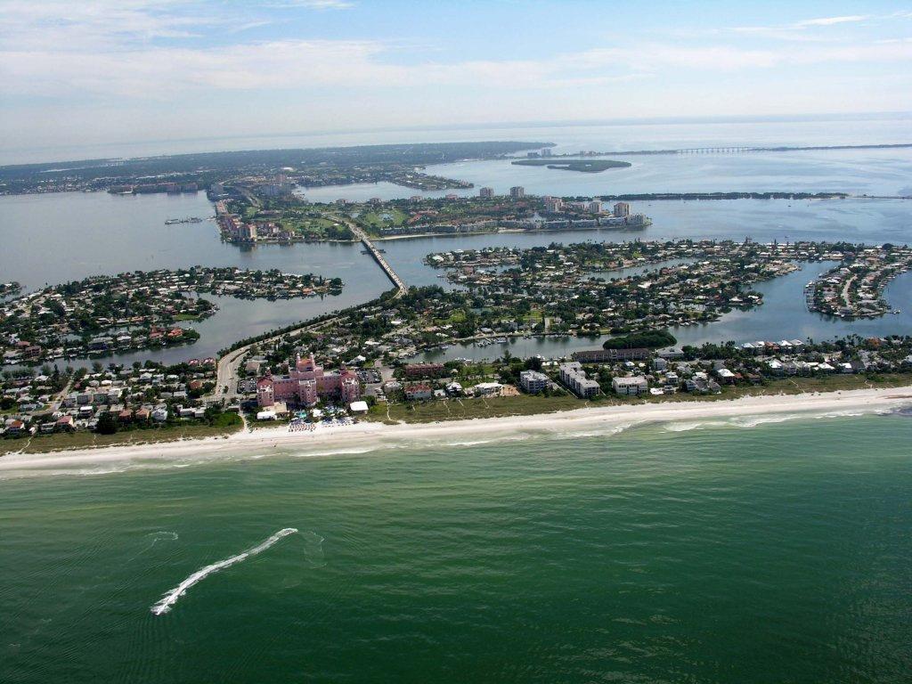 Пляж Cент-Пит-Бич в США, фото 3