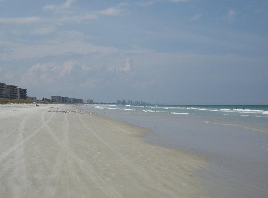 Пляж Дайтона в США, фото 3