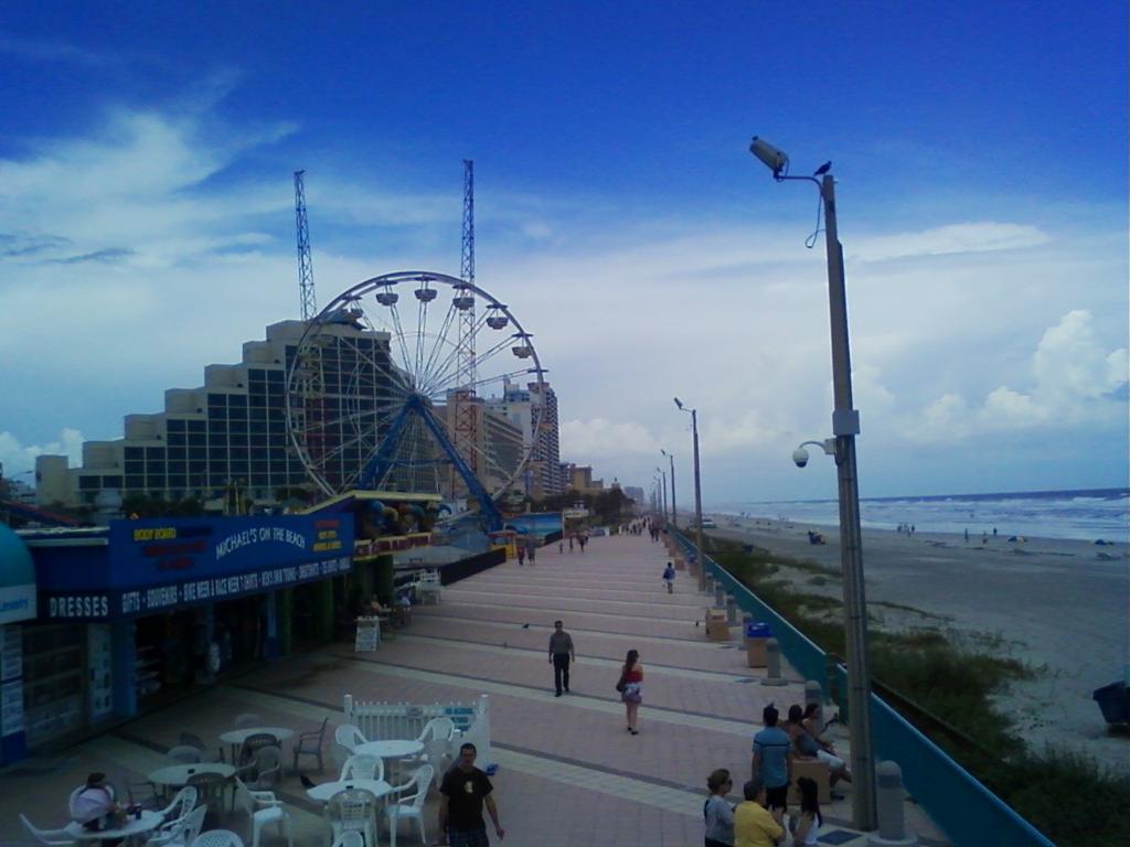 Пляж Дайтона в США, фото 7