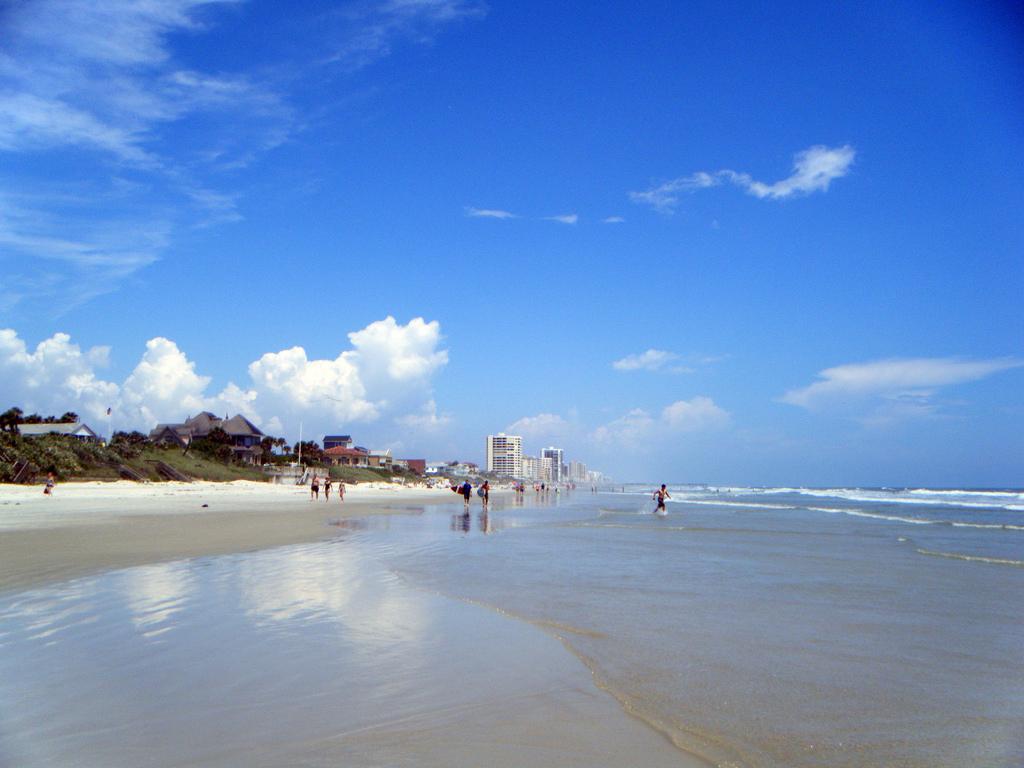 Пляж Дайтона в США, фото 8