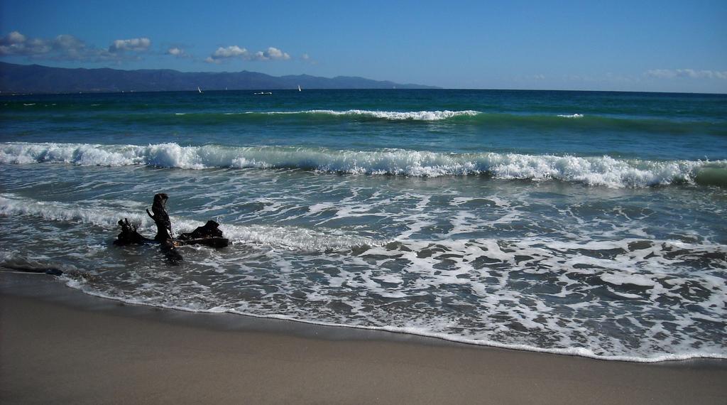 Пляж Кальяри в Италии, фото 3