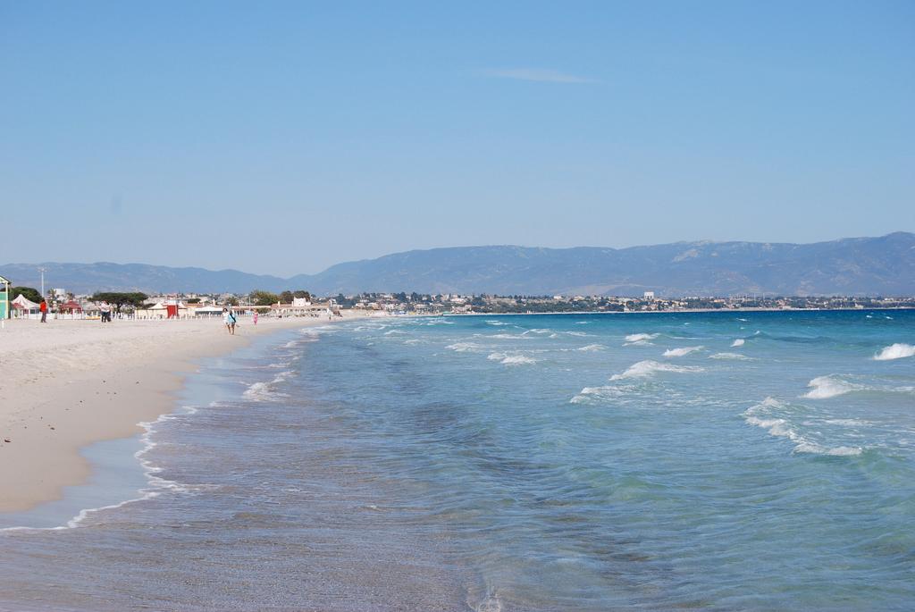 Пляж Кальяри в Италии, фото 6