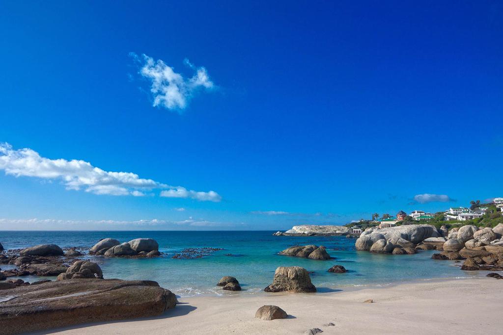 Пляж Кампс Бэй в ЮАР-е, фото 1