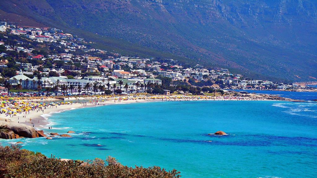 Пляж Кампс Бэй в ЮАР-е, фото 2