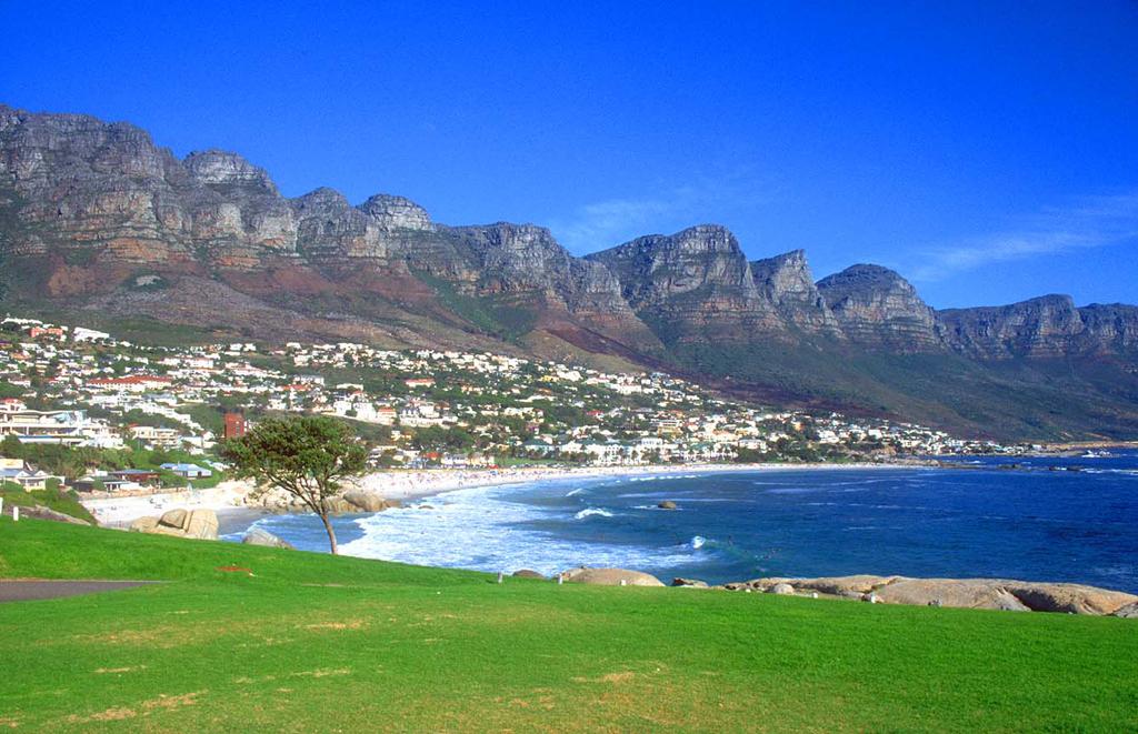 Пляж Кампс Бэй в ЮАР-е, фото 4