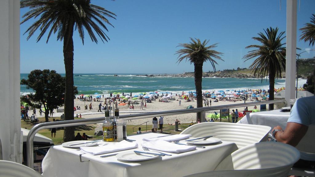 Пляж Кампс Бэй в ЮАР-е, фото 5