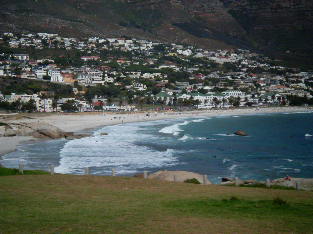 Пляж Кампс Бэй в ЮАР-е, фото 6