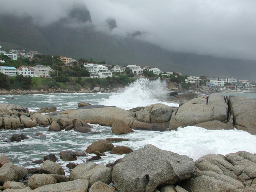 Пляж Кампс Бэй в ЮАР-е, фото 8