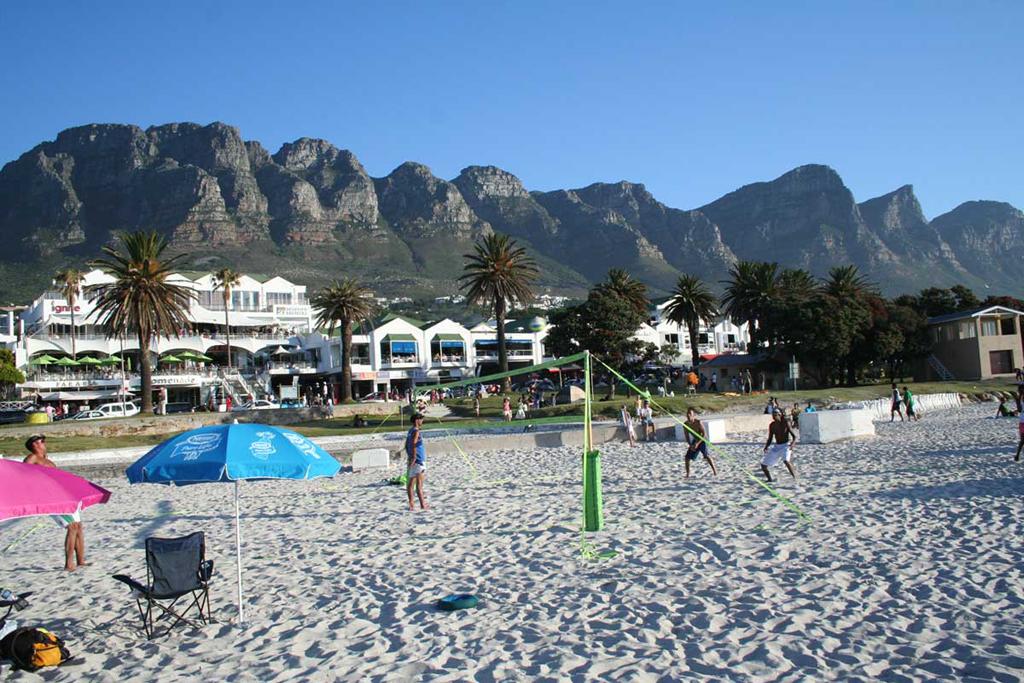 Пляж Кампс Бэй в ЮАР-е, фото 11