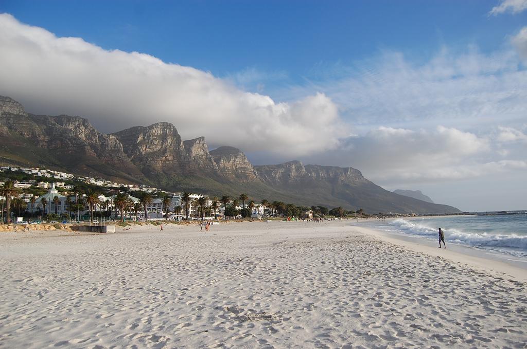 Пляж Кампс Бэй в ЮАР-е, фото 12