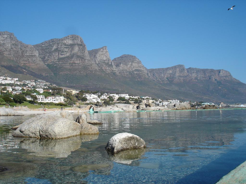 Пляж Кампс Бэй в ЮАР-е, фото 13