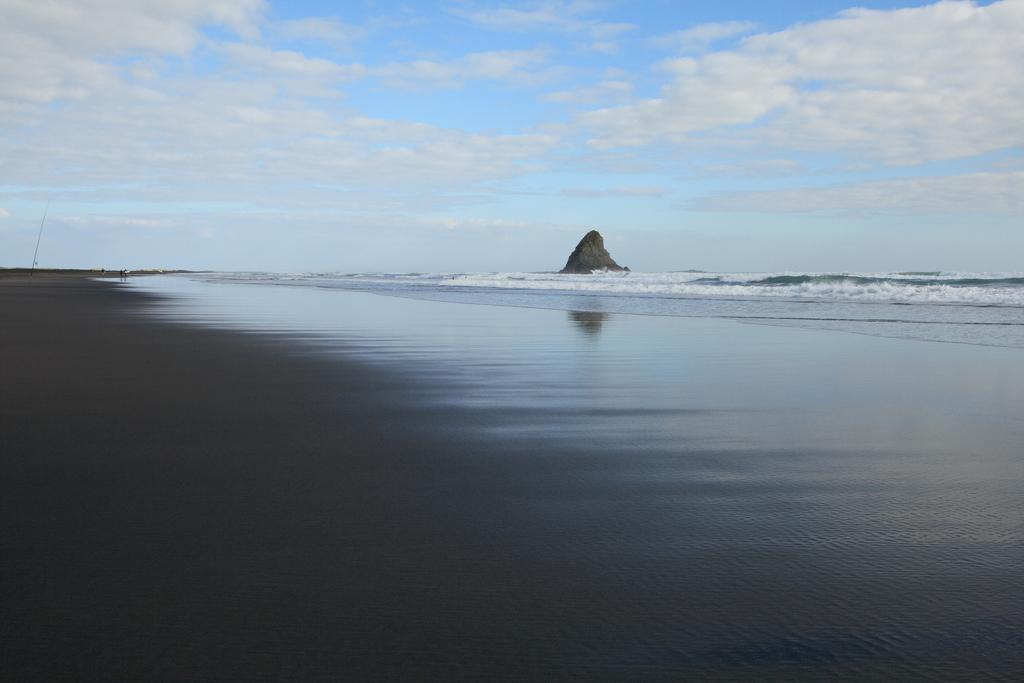 Пляж Карекаре в Новой Зеландии, фото 2