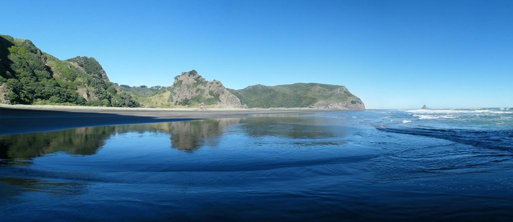 Пляж Карекаре в Новой Зеландии, фото 3
