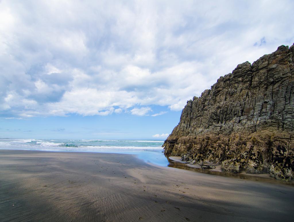 Пляж Карекаре в Новой Зеландии, фото 4