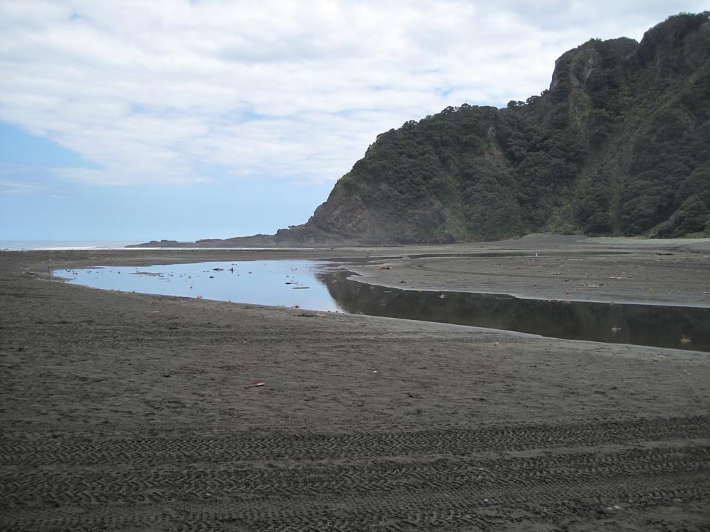 Пляж Карекаре в Новой Зеландии, фото 5
